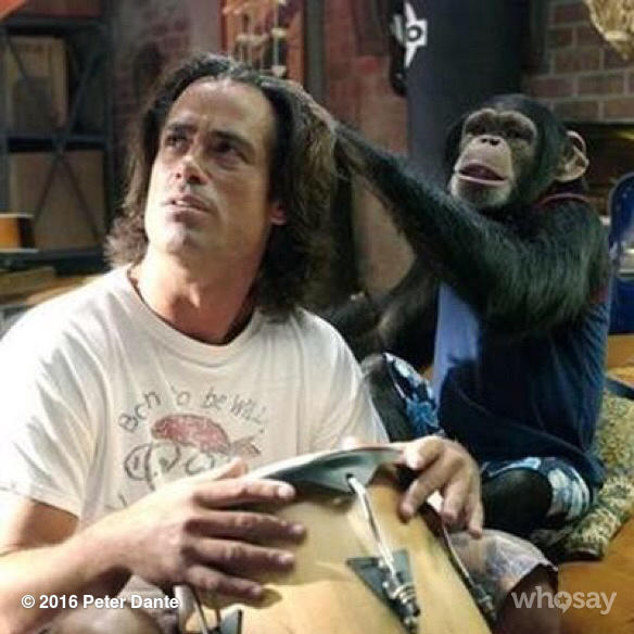 """That's right Monkey play my head"" #Throwback #GrandmasBoy #Dante #Netflix #ComedyCentral https://t.co/jdidXIJ9zl"
