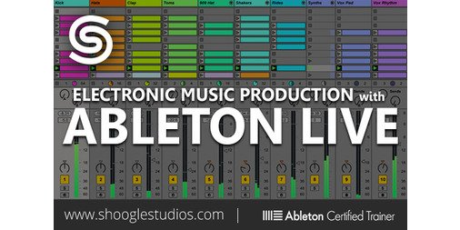 Interested in Electronic Music Production with Ableton Live? Find out more... https://t.co/yzJXaAKfod via @yotpo https://t.co/ZQDfGWYpIc
