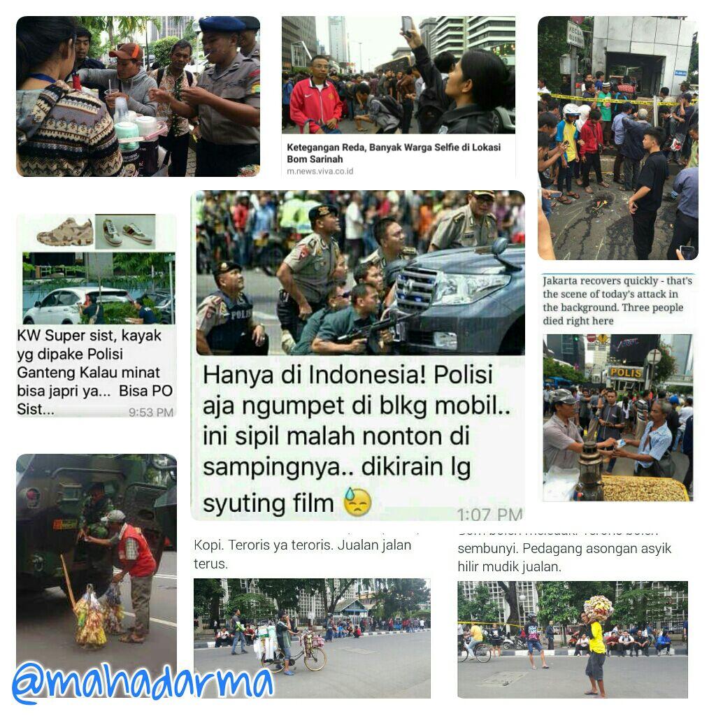 Indonesia hebat, indonesia berani . Sebarkan kebaikan, viralkan berita baik. https://t.co/f0MrbYjPEf