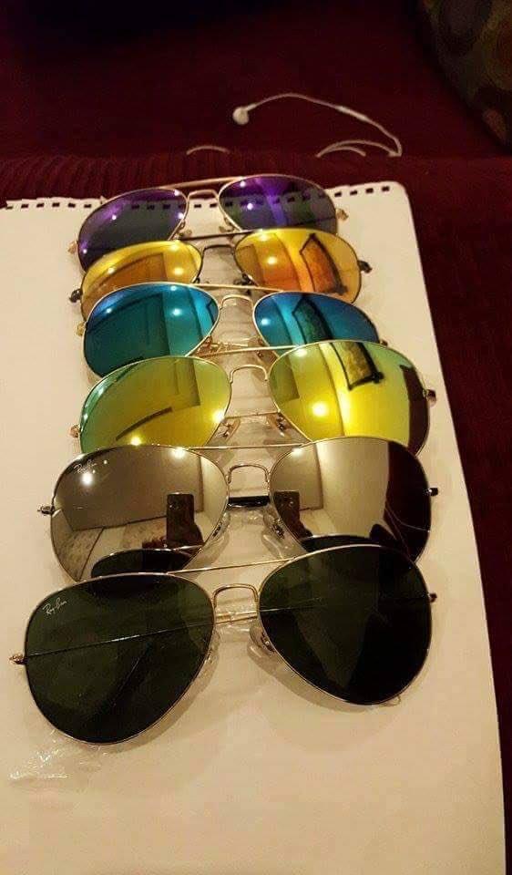 fabfe7998 #نظارات #ريبان #شمسيه #رجاليه شعر اللون الذهبي 90 سعر باقي الألوان 140 ريال  يتوفر عرض ٣ الألوان ريبان في 300 ريالpic.twitter.com/ZaBJBvIjT9