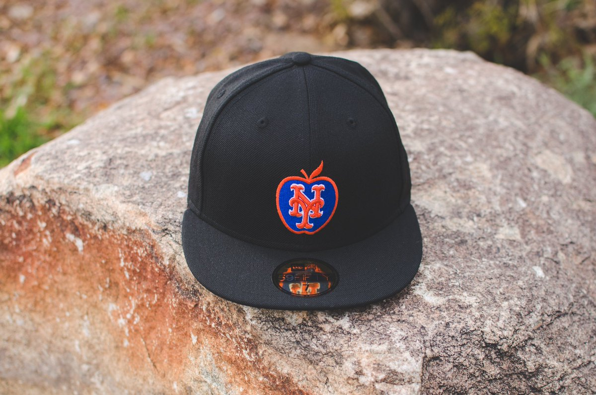 938d48005336c ... wholesale the big apple. mets hatclub products new era 5950 new york  mets apple fitted