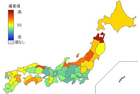 最低賃金が低く人口流出してる地域ほどカップラーメン消費量が多いとか。 https://t.co/MxFCCDMDRe