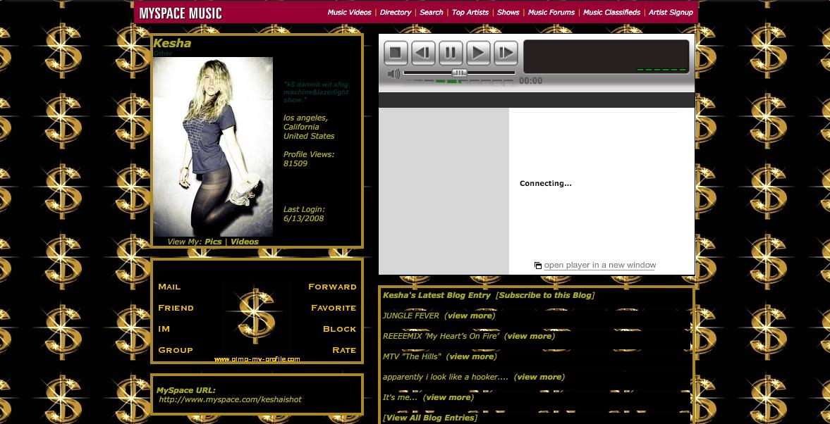 Myspace codes graphics ass