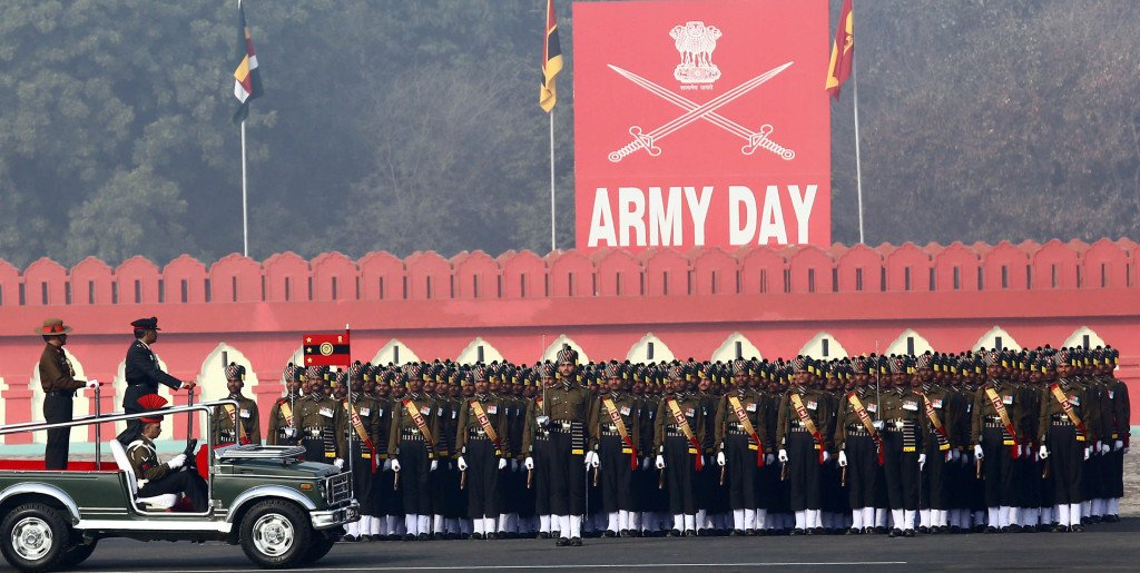 I salute all those who protect us and Let us feel free & Safe. Best wishes to India's finest on #ArmyDay. https://t.co/keLWuyfVgq