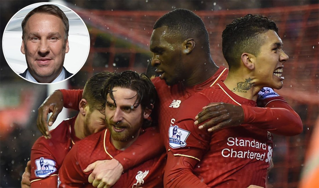United: Liverpool and United to draw? Paul Merson's Premier League