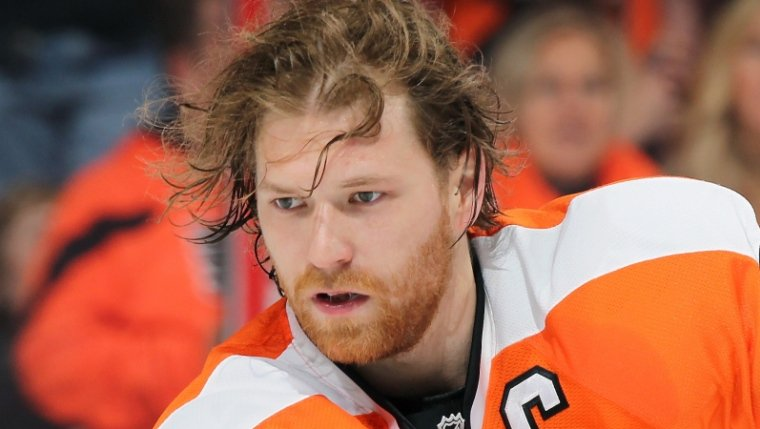 Bad Hair Decisions On Twitter Jakub Voracek And Claude Giroux Are