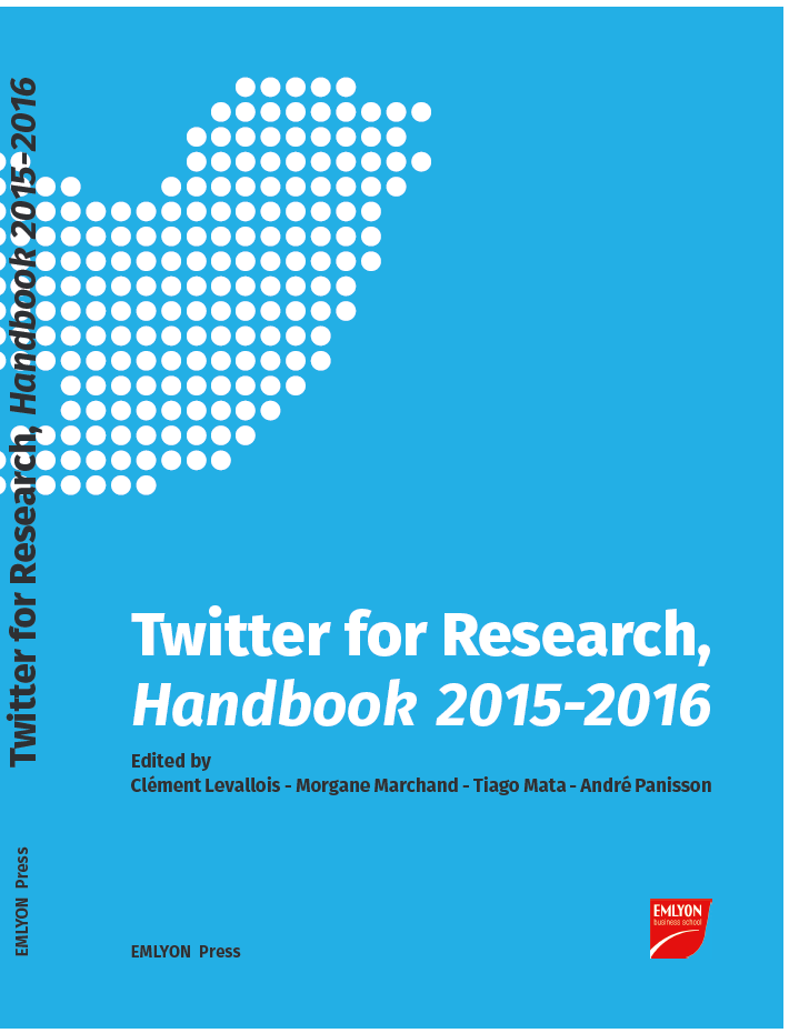 "The handbook ""Twitter for Research"" about to get out! A 1 min video: https://t.co/9UjkHXLYB7 #digitalhumanities https://t.co/4Y6J6bAgzF"