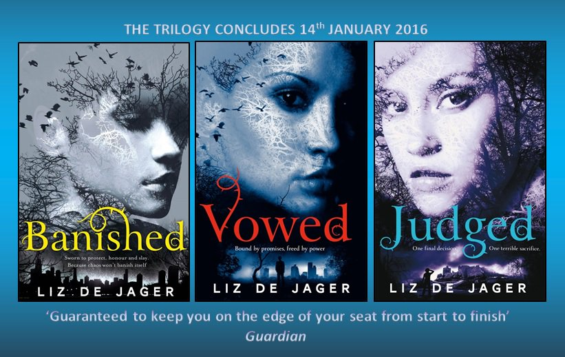 Friday competition time! Love urban fantasy? RT for a chance to win the FULL SET of @LizUK's fab Blackheart trilogy! https://t.co/1KIcdeySLP