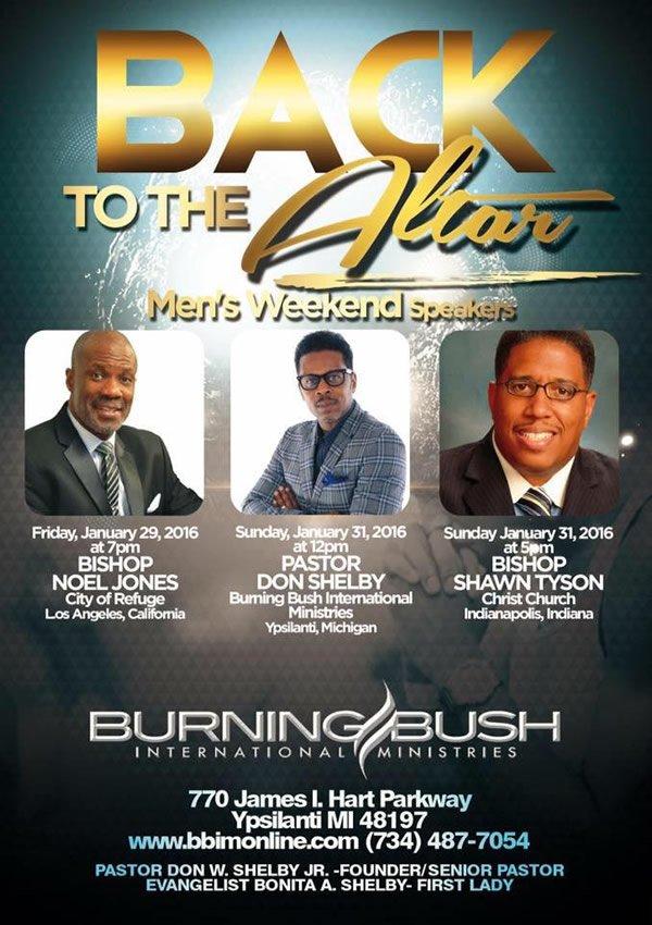 Burning Bush International Ministries