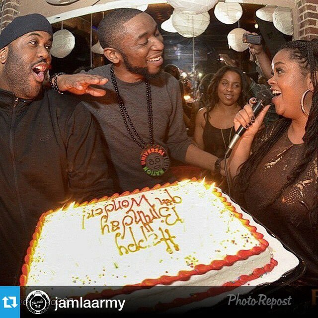 Happy Birthday to my bro and best friend @9thwonder https://t.co/BHUsJwRIY3