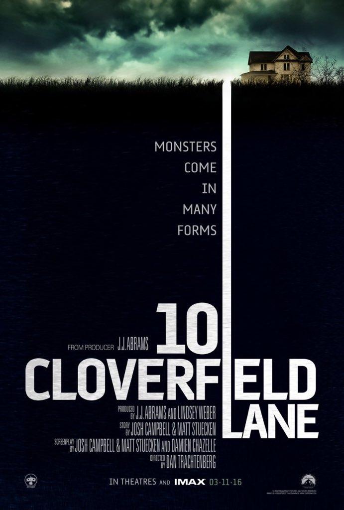 10 Cloverfield Lane - Trailer 1