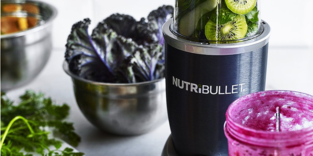 Tweet us your favourite smoothie using #MondayMotivation for a chance to win a NutriBullet: https://t.co/Y6E7oA295T https://t.co/3HdKrqxuxR