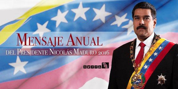 #MensajeAlPueblo | Jefe de Estado ofrecerá su Mensaje Anual a la Nación este viernes https://t.co/iXW5gRKmXR https://t.co/kNjNtTRoI7