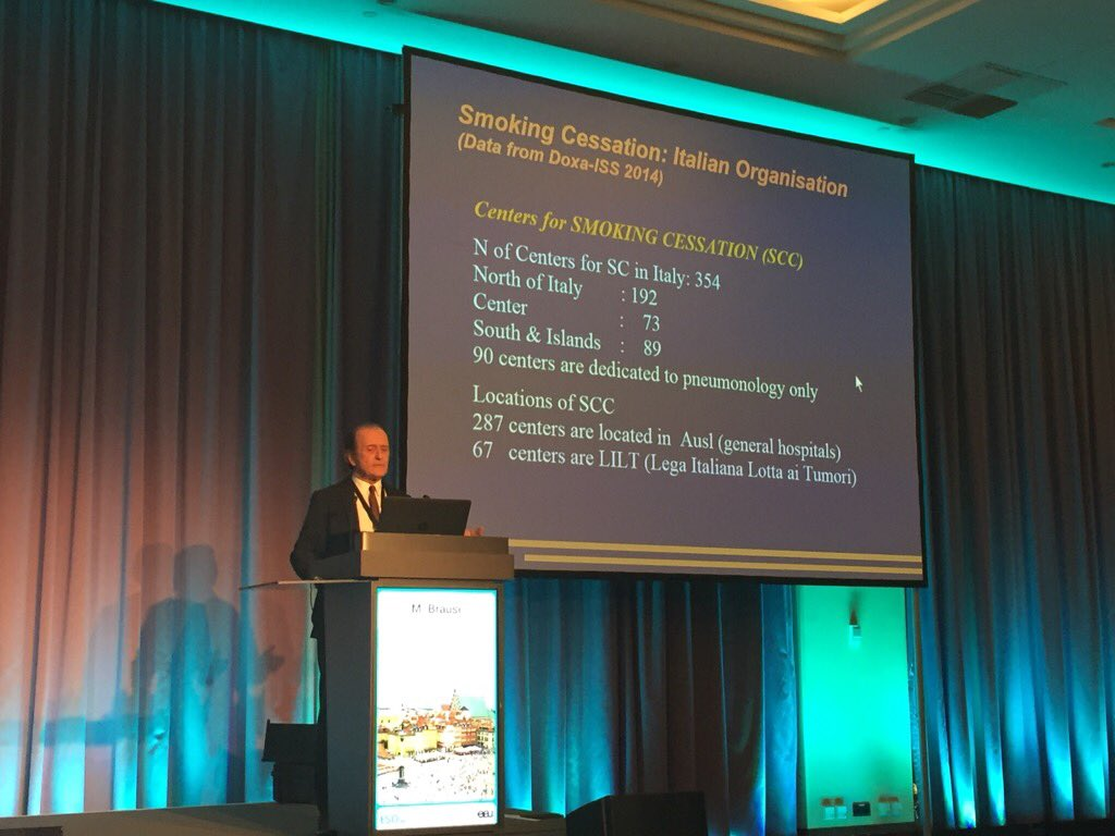 Urologists should be involved in the effort of promoting smoking cessation! #ESOU16 @Uroweb @UrologyMatch https://t.co/Z4QvE6mx1z