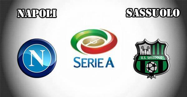 NAPOLI-Sassuolo: Streaming Rojadirecta Diretta Calcio TV Serie A