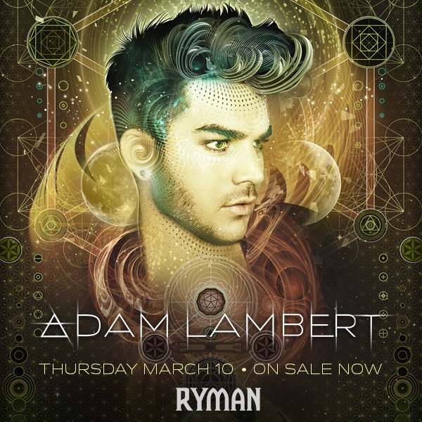 Tix for @AdamLambert's #TheOriginalHighTour are now on sale! You do not want to miss this: https://t.co/fLIvxzFmcn https://t.co/aIADrTAxmX