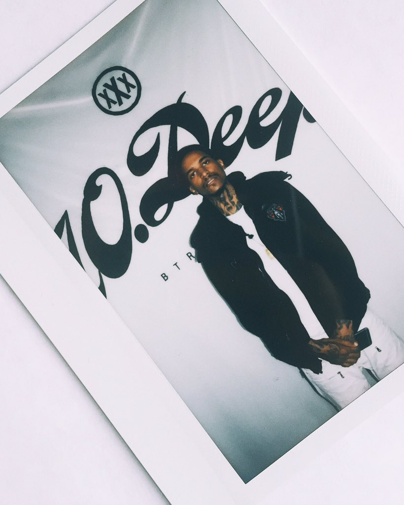S/o to .@LilReese300 for stopping by HQ before his NY show. https://t.co/KkWVGUkTCo