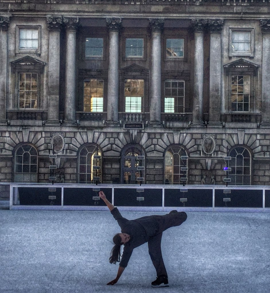 Taylor Dilley @lepatinlibre @DanceUmbrellaUK @SomersetHouse Welcome back, wonderful ones https://t.co/UQFFgiRVe6