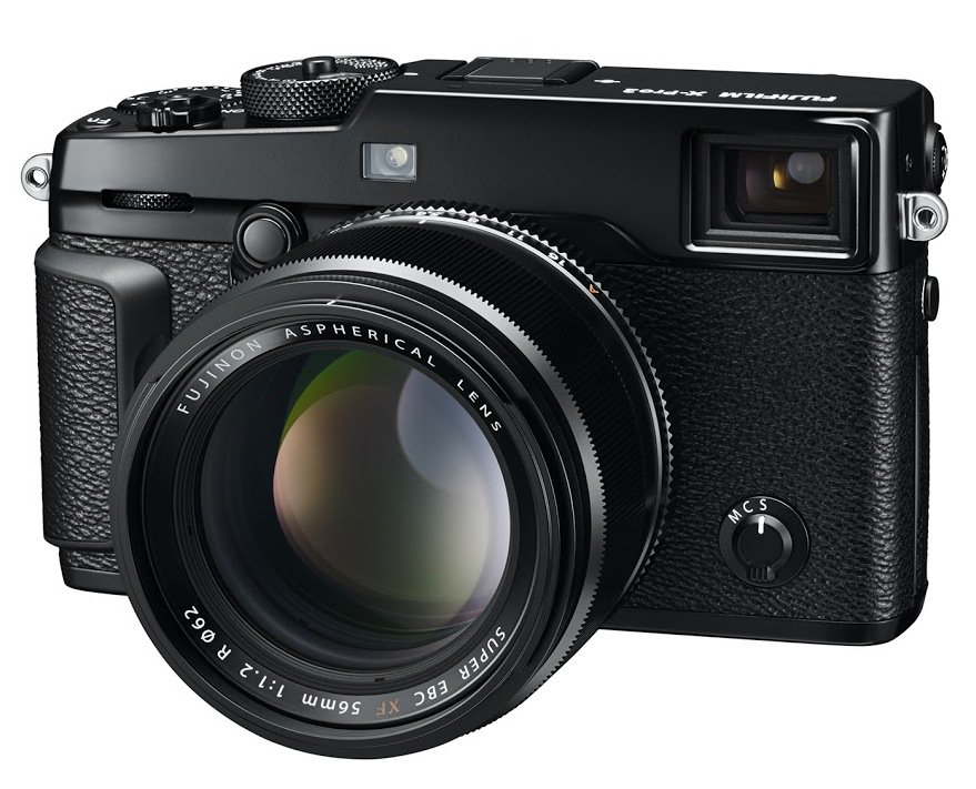 Fujifilm's new X-Pro2 camera puts it on the same footing as the likes of Nikon and Canon: