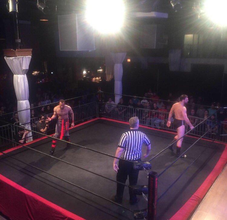 Resultados de AAW The Chaos Theory 2016 (15 de enero de 2016) - Eddie Kingston retuvo el título ante Trevor Lee 1