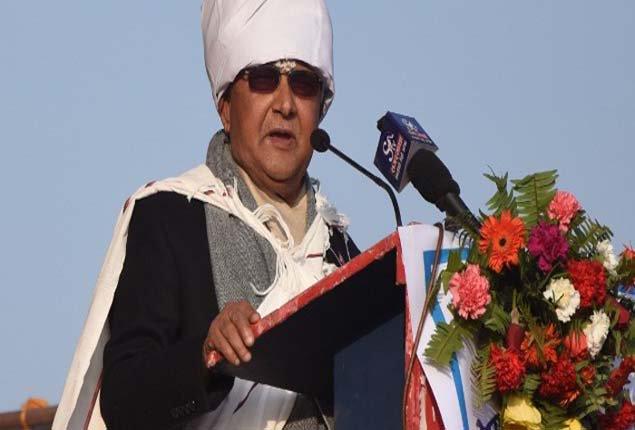 काठमाडौंमा छिट्टै रेल कुद्ने प्रधानमन्त्री अोलीको दाबी