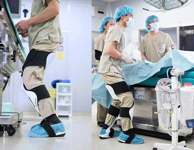 A wearable/walkable chair, the Japanese Archelis could be a boon for surgeons and more https://t.co/zJVMQSlnFL https://t.co/rUyO8bAhXR