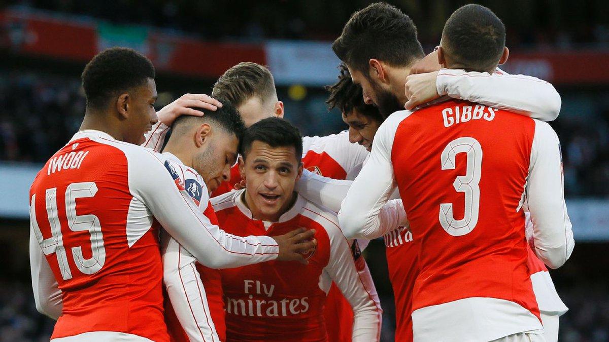 Video: Arsenal vs Burnley