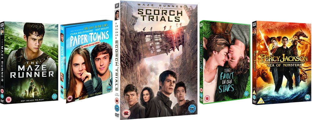 Win! Follow @CultBoxTV and RT for chance to win DVDs with 'Maze Runner: The Scorch Trials' - https://t.co/mzoZ5IwVty https://t.co/W8Fw2n7MD2