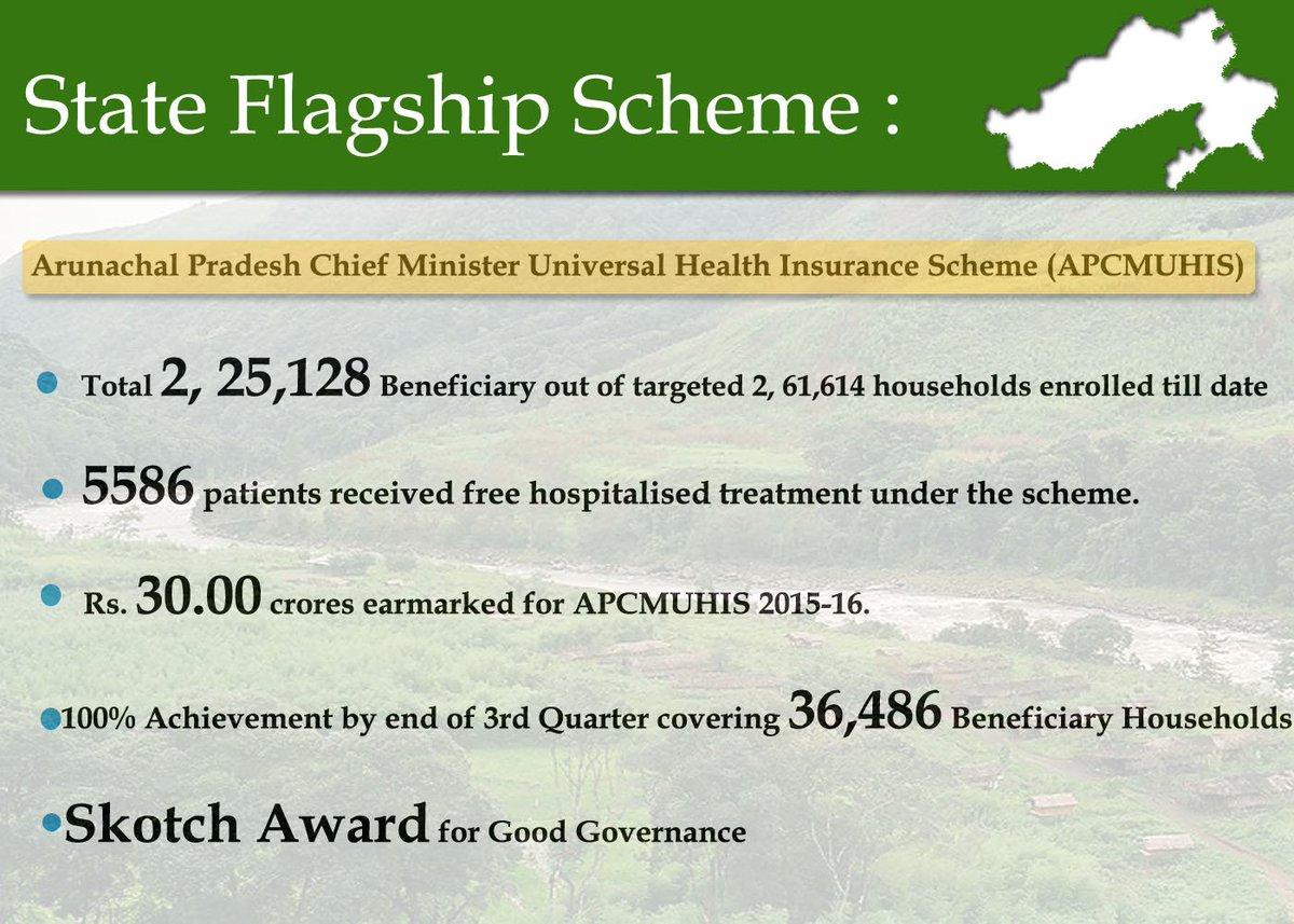 Government of #ArunachalPradesh Achievements of last four years. @INCIndia @OfficeOfRG @yuvadesh