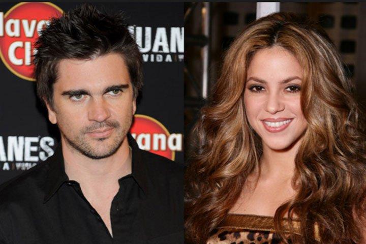 Juanes y Shakira son nominados al Premio La Musa 2016