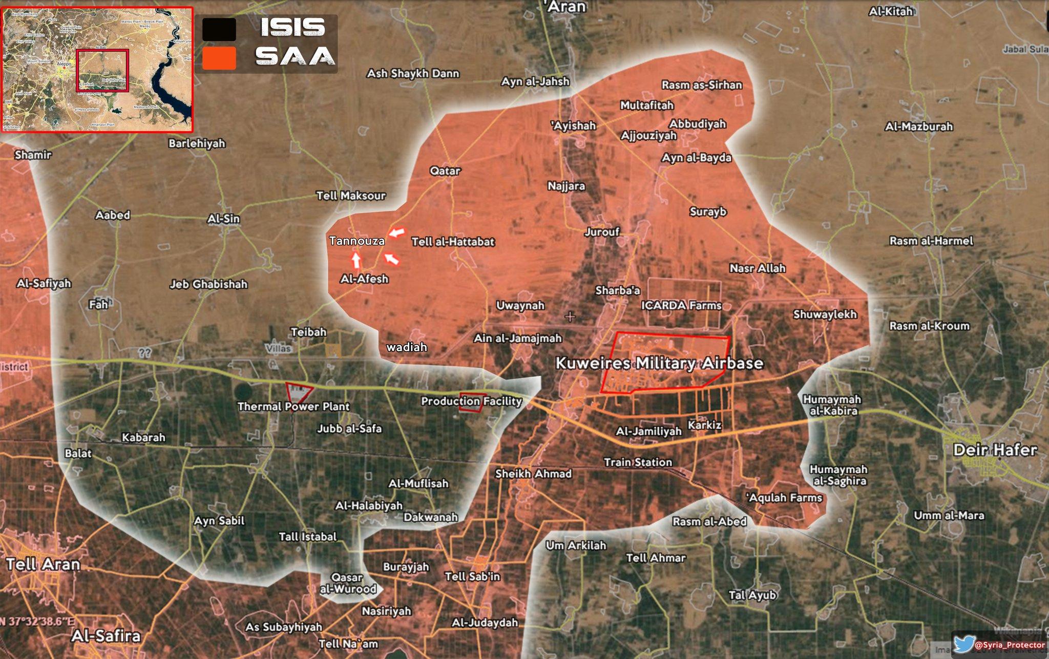 Syrian Civil War: News #5 - Page 30 CZ-N_cJWcAAS-hP