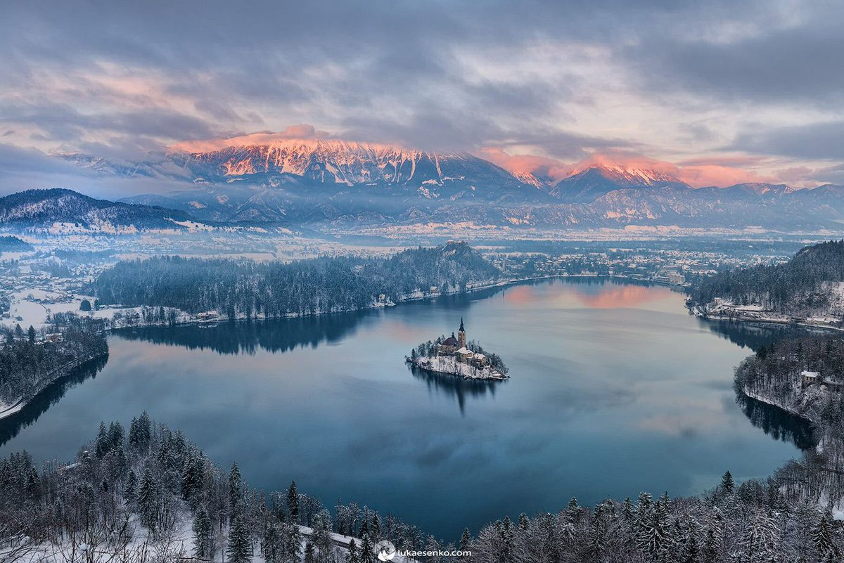 Discover Slovenia On Twitter Lake Bled Slovenia Is