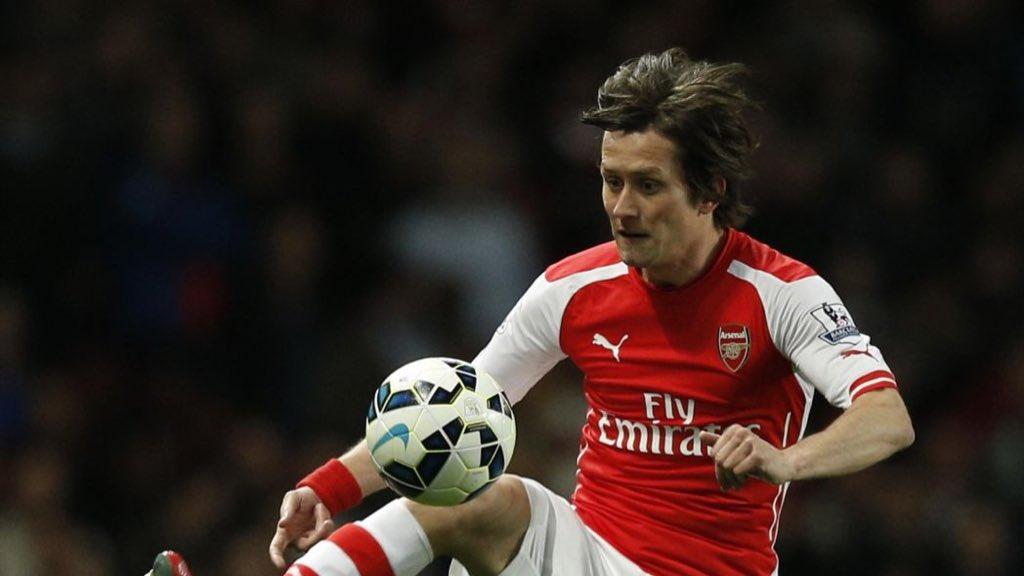 Tomas Rosicky, Arsenal, Arsene Wenger