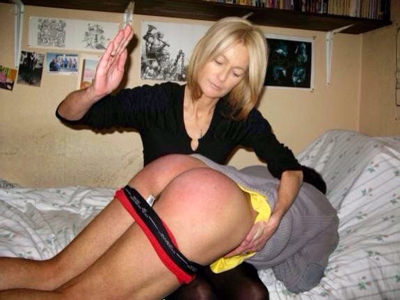 Are not femdom spanking crying more
