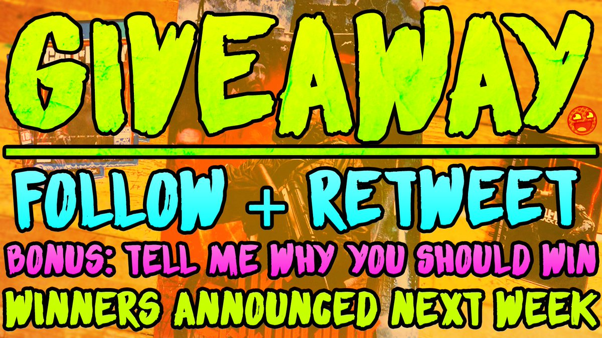 🔥 GIVEAWAY TIME 🔥 🍉 FOLLOW & RT TO ENTER 🍉 WIN: 🐙 BO3 🏰 POSTER 👻 SEASON PASS + MORE! Deets: https://www.youtube.com/watch?v=uDXRavIt-P8…