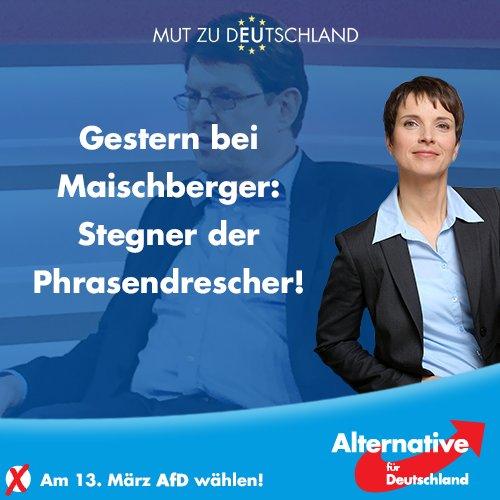 Offenbarungseid der SPD: Stegner https://www.facebook.com/Dr.Frauke.Petry/posts/1052649514787695 ...* Einigkeit u.Recht u.Freiheit.Danach lasst uns alle strebenpic.twitter.com/e0pm2INldi