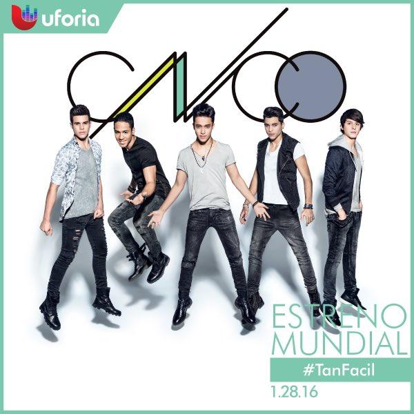 "Sonando ya por Mix 98.3, el estreno mundial de @CNCOmusic , ""Tan Facil""! Súbelo!  @enriquesantos #TanFacil #CNCO https://t.co/GaKgdyXClN"