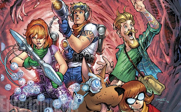 Meet Hipster Shaggy, Buff Fred Flintstone, And The Other Hanna-Barbera Characters DC Is Rebooting