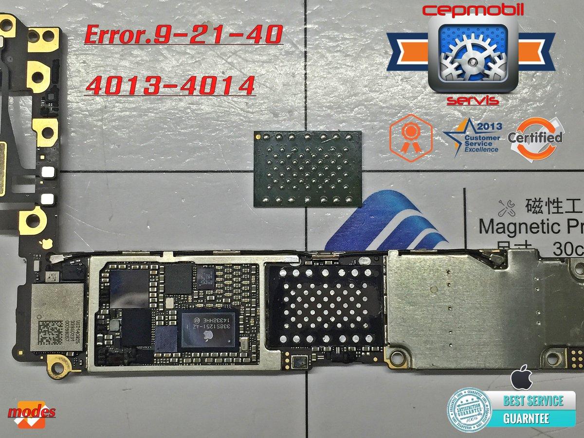 iphone 7 error 9