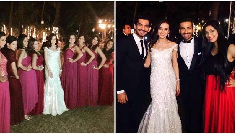 Wedding Album Of TV Stars Sanaya Irani Mohit Sehgal