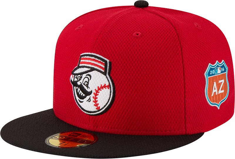 Image result for cincinnati reds spring training hat