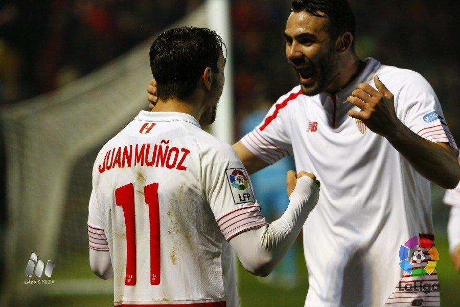 Video: Mirandes vs Sevilla