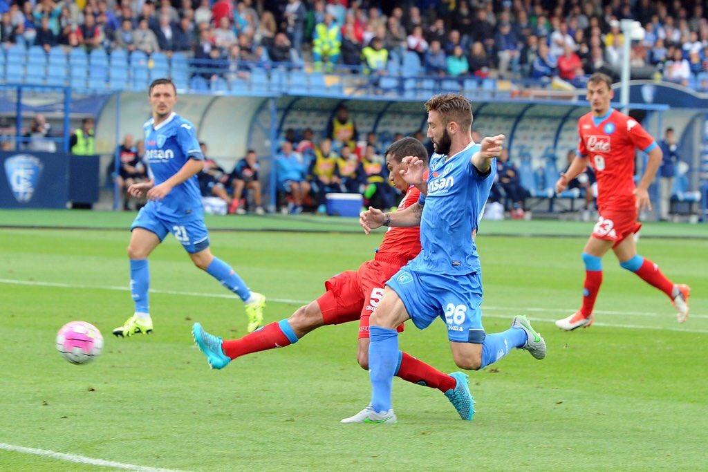 Rojadirecta Napoli-Empoli Streaming Calcio in Diretta TV Oggi