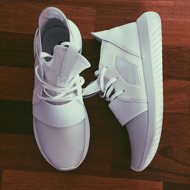 Adidas Tubular Defiant All White