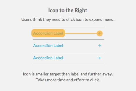 Where to Place Your Accordion Menu Icons https://t.co/XT8gnPOVbT https://t.co/EYqGZsz7OE
