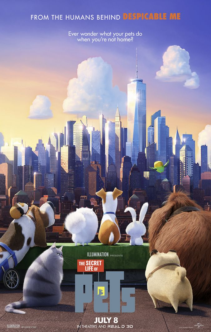 New The Secret Life of Pets Trailer 1
