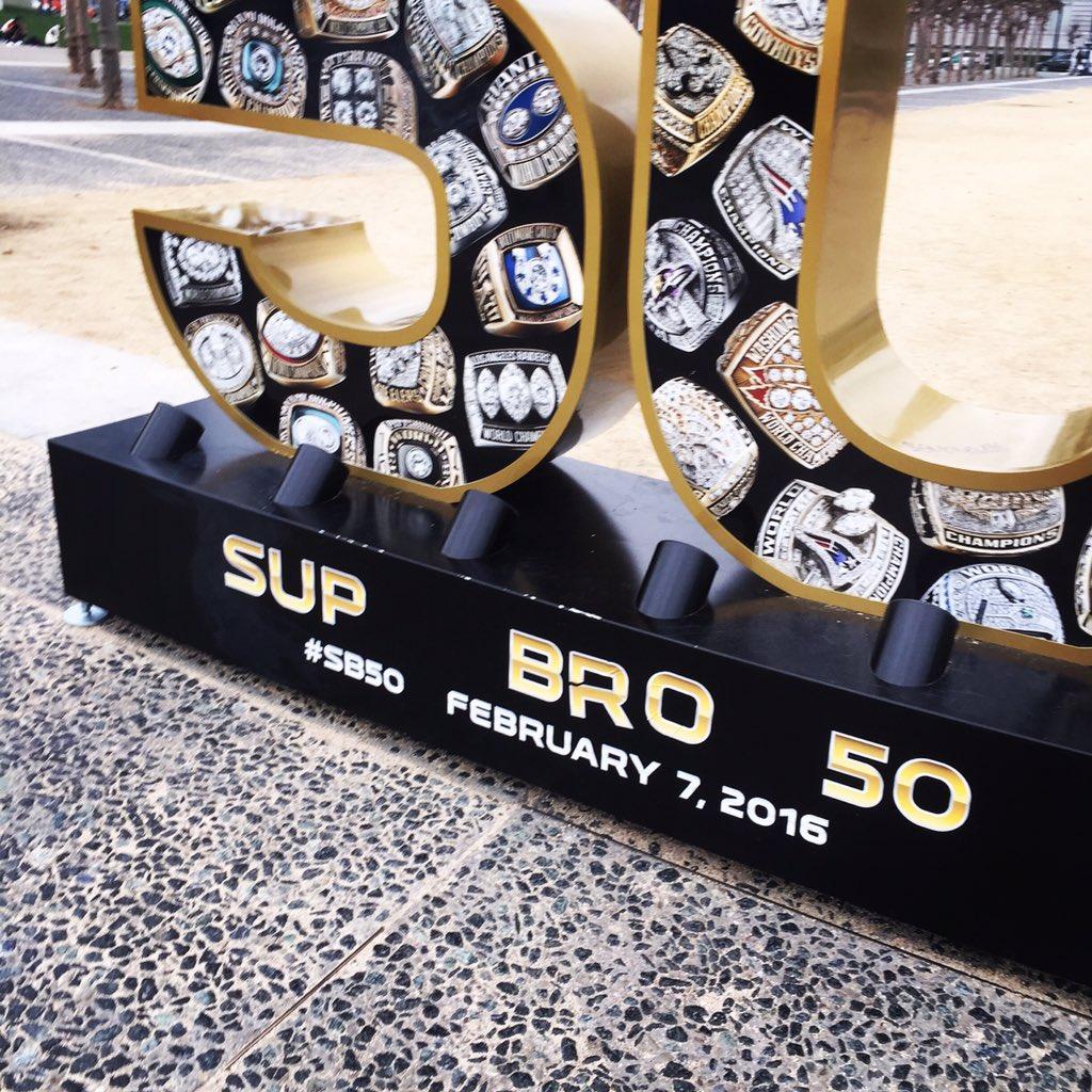 Prankster tweaks S.F. Super Bowl sign to read 'Sup Bro'