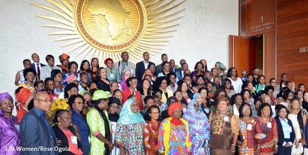 We can't achieve #genderequality w/o peace nor peace without women - @UN_Women https://t.co/DDqgTqsAiG #AUSummit