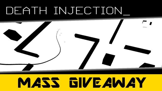 "[MASS GIVEAWAY]: 5000 Keys ""Death Injection"" #steam #Greenlight  #GAME WIN your FREE keys on http://otakumaker.com/"