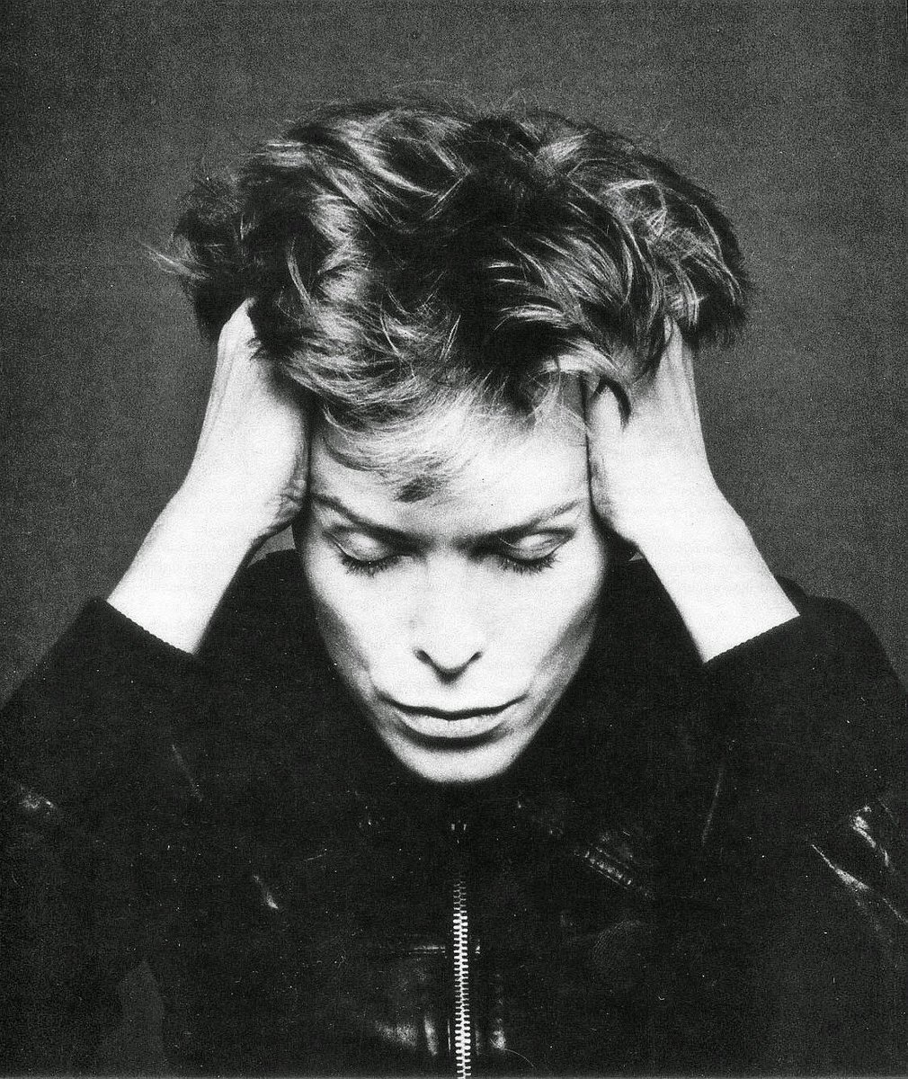 Heroes David Bowie Photoshoot